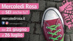 mercoledì rosa 2017 Reggio Emilia